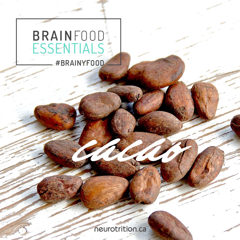 Brain Food Essentials :: Cacao