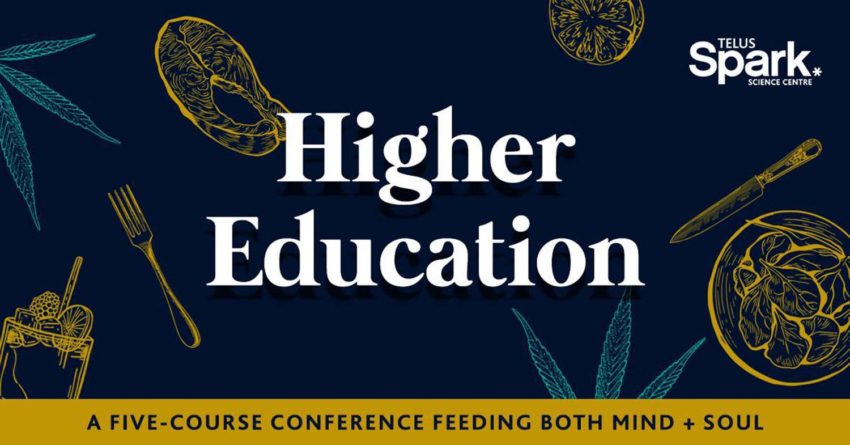 Higher Education Telus Spark