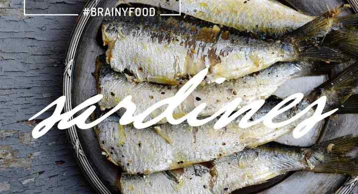 Brain Food Essentials: Sardines