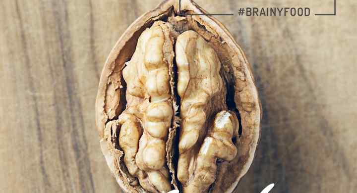 Brain Food Essentials : Walnuts