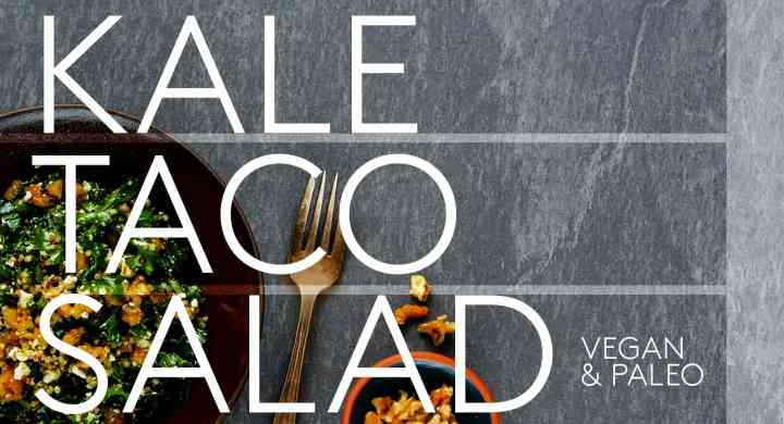 Kale Taco Salad Recipe