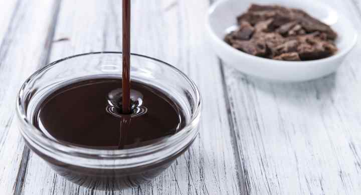 Peppermint Mocha Syrup