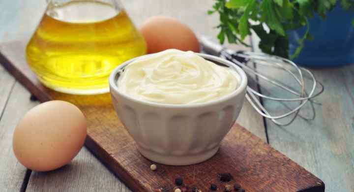 Healthy Homemade Mayonnaise