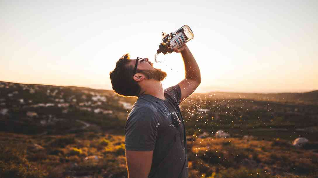 Why You Should Raise Your Glass To Water